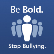 Be Bold Stop bullying