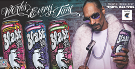 hip-hop artist Snoop Dog