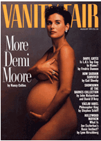Vanity Fair cover - Demi Moore
