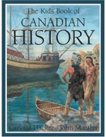 Canadian History book