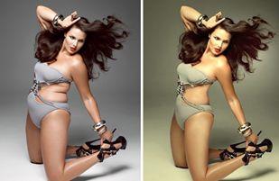Exemple d'image manipulée pour rendre le modèle plus fin