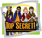 Top Secret! (Grades 6-8)