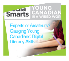 Young Canadians in a Wired World, Phase III: Digital Literacy Skills