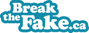 Break the Fake logo