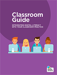 Classroom Guide: Integrating Digital Literacy Into Your Classroom Practice