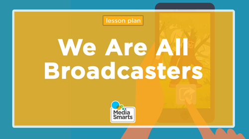 We Are All Broadcasters