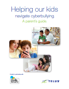 Helping Our Kids Navigate Cyberbullying Guide