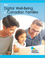 The Digital Well-Being of Canadian Families
